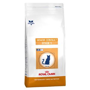 Royal Canin Senior Consult Stage 1 Balance Kat - 3,5 kg