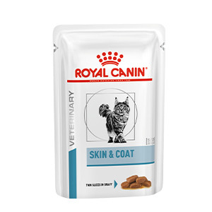 Royal Canin Derm Skin & Coat 12x85g