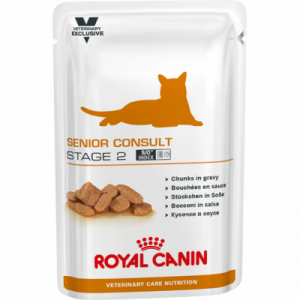 Royal Canin Senior Consult Stage 2, 12 x 100 g