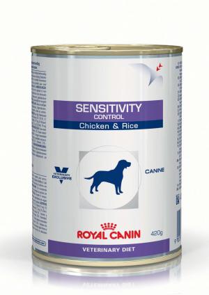 Royal Canin Sensitivity Control Kylling á 420 gr