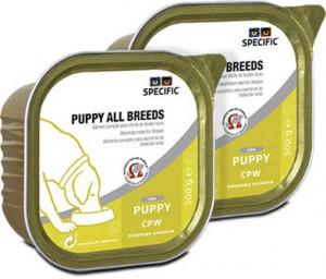 Specific CPW Puppy All Breeds 300 g. vådfoder til hunde