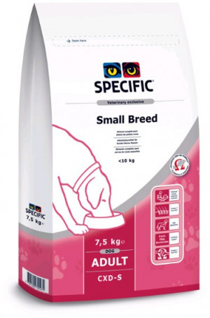 Specific CXD-S Adult Small Breed