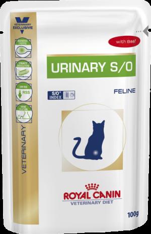 Royal Canin Urinary Kat okse á 100 g