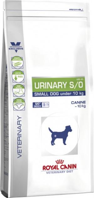 Royal Canin Urinary S/O Small Dog USD20 Canine