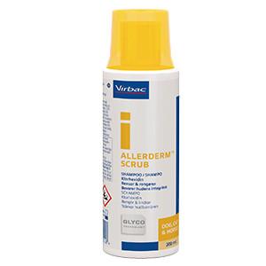 Virbac Allerderm Scrub Shampoo 200 ml