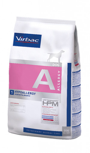 Virbac dog hypoallergy 7kg