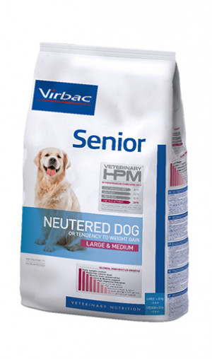 Virbac Neutered senior dog