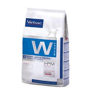 Virbac HPM Dog W2 - Weight Loss & Control