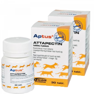 Aptus Attapectin tabletter 30 stk