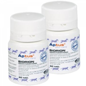 Aptus Biorion tabletter, 60 stk