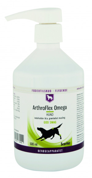 ArthroFlex Omega Hund 500 ml
