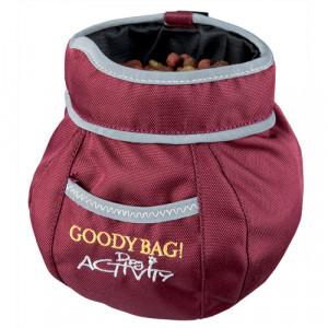 Dog Activity snack-taske, ø 11×16 cm - assorterede farver