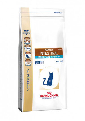 Royal Canin Gastro Intestinal Feline GIM35 moderate cal 4 kg