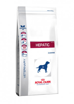 Royal Canin Hepatic HF 16