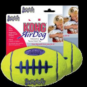 Kong AirDog Squerker Football tennisbold
