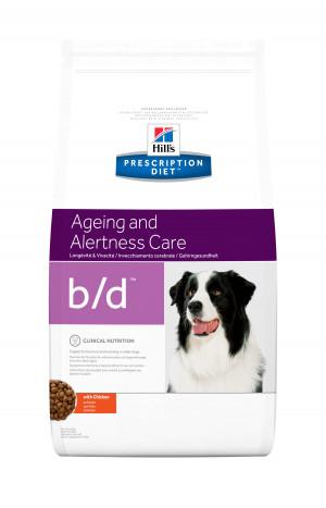 Hills Prescription Diet b/d Canine 12 kg