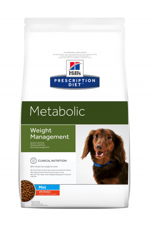 Hills Prescription Diet Canine Mini Metabolic Advanced Weight Solution
