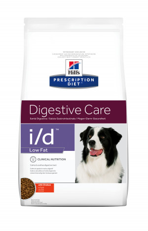 Hills Prescription Diet I/D Low Fat Canine