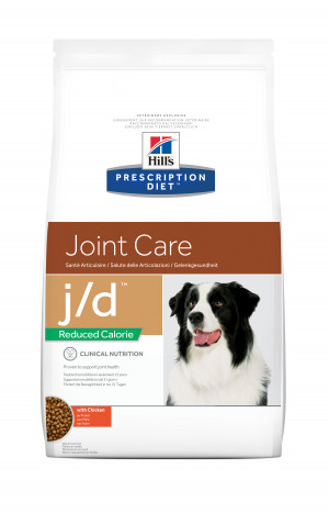 Hills Prescription Diet J/D reduced calorie Canine, Joint Care