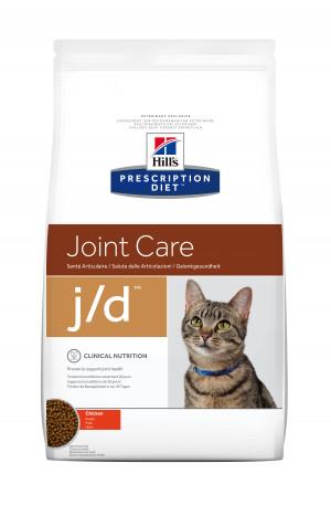 Hills Prescription Diet J/D Feline, 5 kg