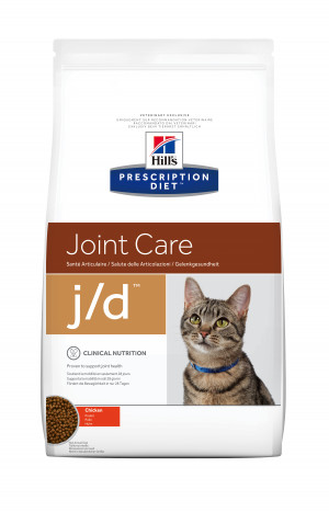 Hills Prescription Diet J/D Feline