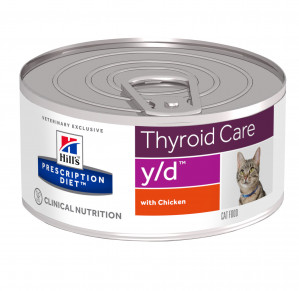 Hills Prescription Diet y/d Feline 156 g.
