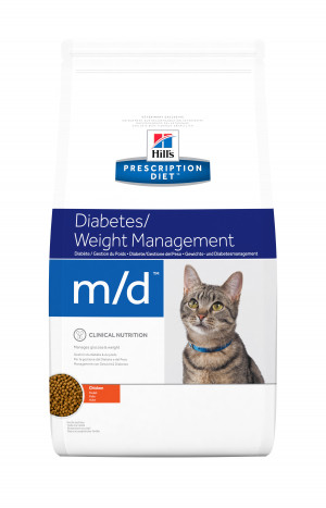 Hills Prescription Diet m/d Feline 5 kg