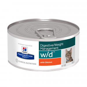 Hills Prescription Diet Feline W/D á 156 g