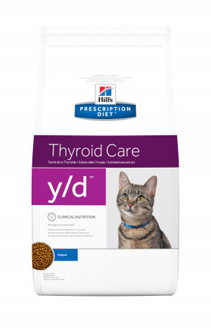 Hills Prescription Diet Y/D Feline