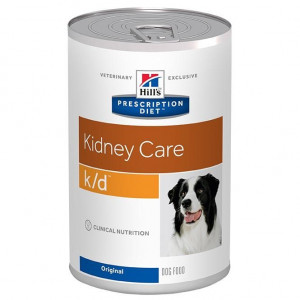 Hills Prescription Diet k/d Canine á 370 gr.