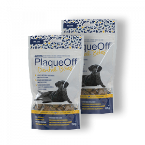 PlaqueOff Dental Bites 150 gr