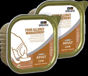 Specific CDW Food Allergy Managemen 6x300 g.
