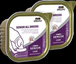 Specific CGW 300 g. vådfoder til hunde