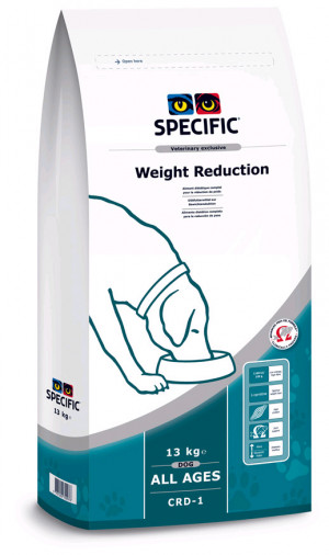 Specific CRD-1 weight Reduction