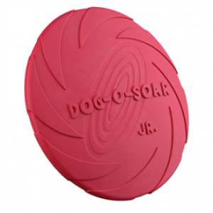 Doggy Disc, naturgummi