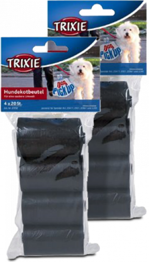 Hundeaffaldsposer (høm-Høm poser) à 20 stk
