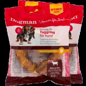 Dogman Tyggering med Kylling 65 gr.