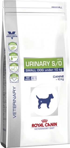 Royal Canin Urinary S/O Small Dog USD20 Canine