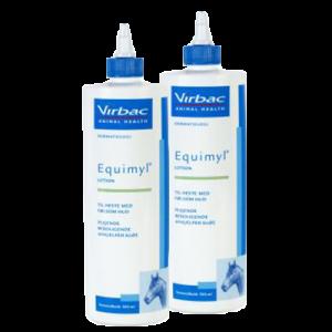 Equimyl lotion til hest 500ml
