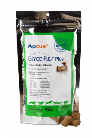 Aptus GlycoFlex Plus 60 tyggetabletter