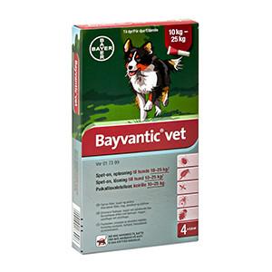 Bayvantic hund 10 - 25 kg