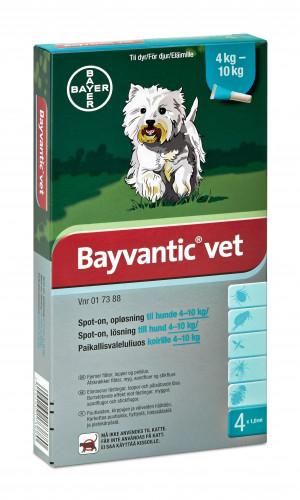 Bayvantic hund 4-10 kg