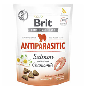 Brit Functional Snack - Anti-Parasitic Salmon, 150g