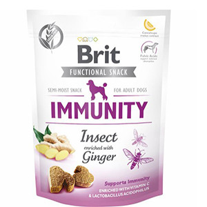 Brit Functional Snack - Immunity Insect