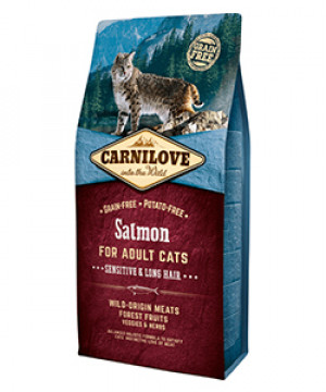 Carnilove Cat Adult - Salmon
