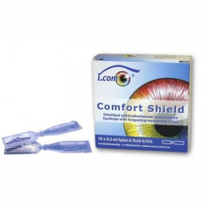 Comfort Shield 15 x 0,3 ml Øjendråber