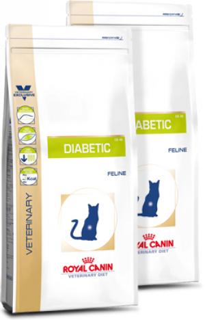 Royal Canin Diabetic kat