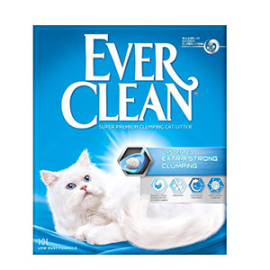 Ever Clean Extra Strenght Unscented, 10 L