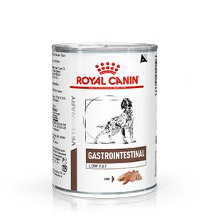 Royal Canin Gastro Intestinal Low Fat, Vådfoder á 410 g