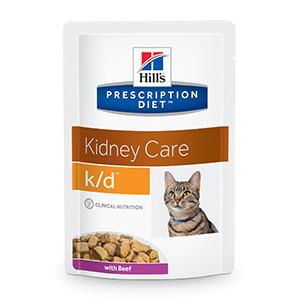 Hills Prescription Diet k/d Kidney Care Beef 12 x 85 gr